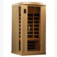 Carbon PureTech Ultra Low EMF Heat Sauna  GDI-6154-01