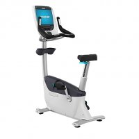 Precor UBK 885 Upright Bike w/ P80 Console