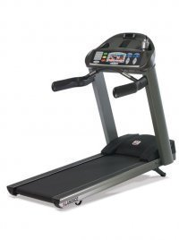 Landice L880 Treadmill with Executive Trainer Console