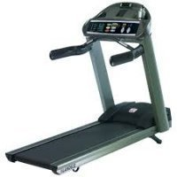 Landice L9 Executive Trainer (Touch Screen) Treadmill Used / Like New (Titanium Frame)