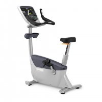 Precor UBK 835 Upright Bike with P30 Console  (like New)