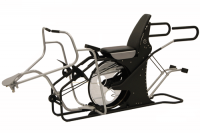 ROM 4 Minute Workout Crosstrainer Time Machine  (Floor Model/ Like New)