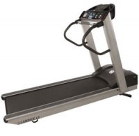 Landice L7 Cardio Trainer Treadmill Used / Like New (Titanium)