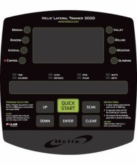 Helix HLT3000 Lateral Trainer