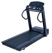 Landice L7 Cardio Trainer Treadmill Used/Like New (Black Unit)