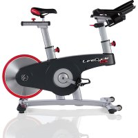 LifeCycle GX Indoor Cycling Bike with Computer